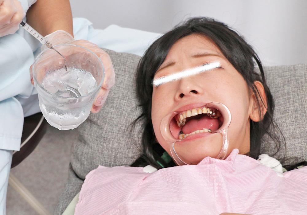 激レア みいこちゃんの歯 クリーニング編 4K動画