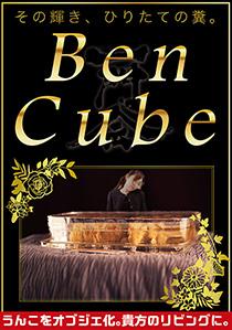 【現在15000円】Ben Cube
