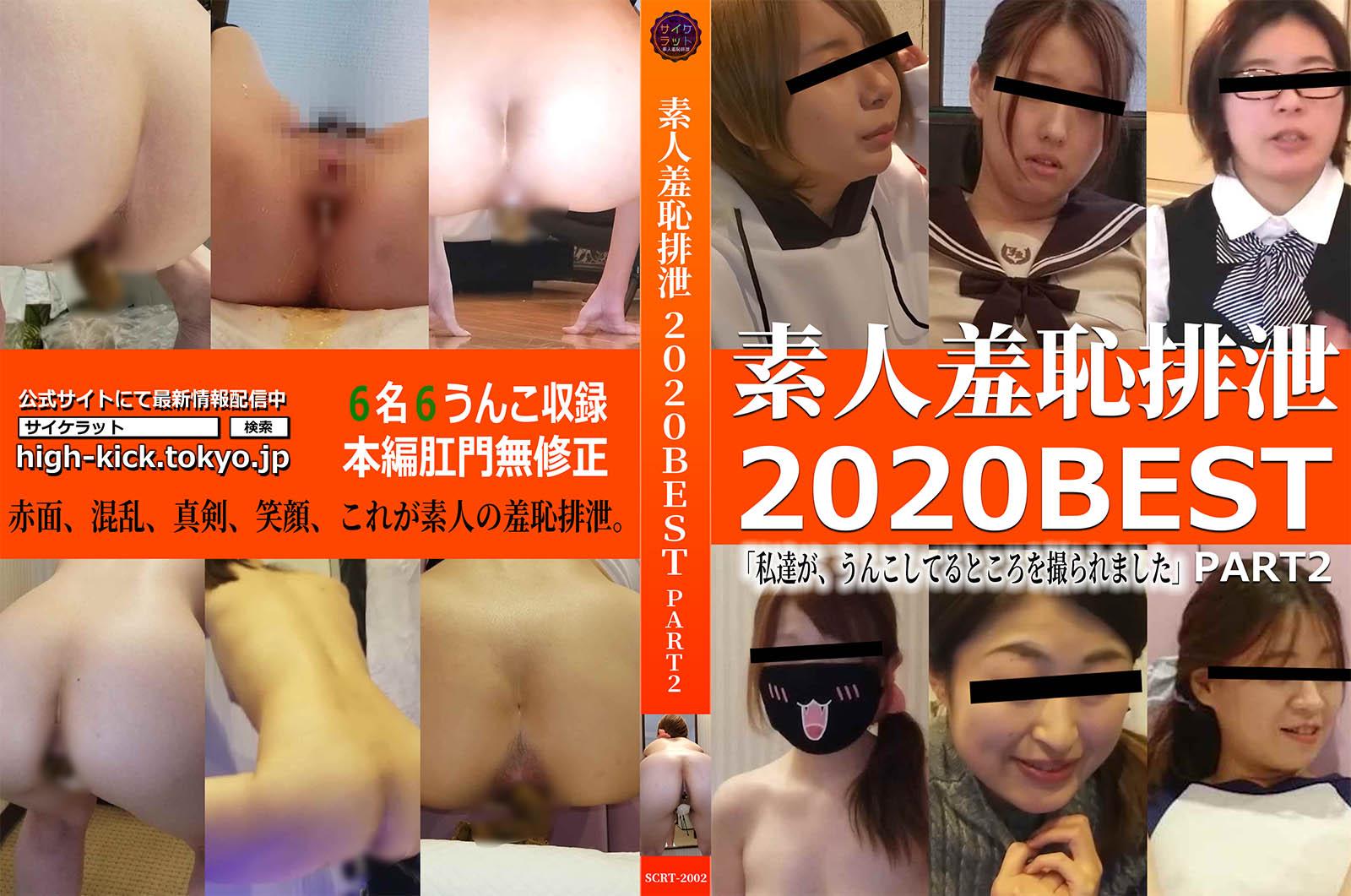 【サイケラット】素人羞恥排泄2020BEST PART2「私達が、うんこしてるところを撮られました」 【委託作品】